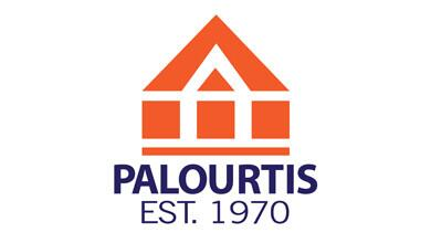 Palourtis Real Estate Agents Logo