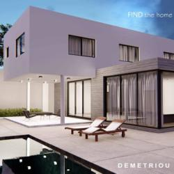 Ac Demetriou Developers Contemporaty Properties For Sale In Limassol