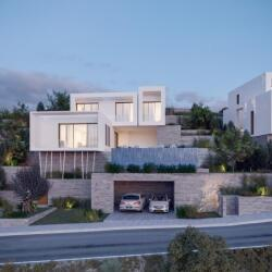 Luxury Hillside Villas