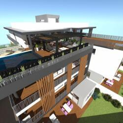 Ianthi Residence At Columbia Germasogia Limassol 1 2 And 3 Bedroom Apartment Available For Sale