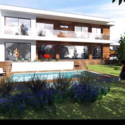Limassol Sfalaggiotissa Villas For Sale House A Gardens