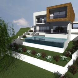 Limassol Sfalaggiotissa Villas For Sale House A Pool
