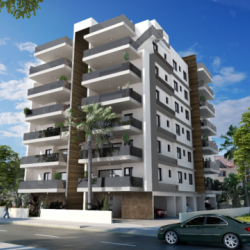 Academia Tower Two Bedroom Apartments For Sale In Larnaca Center