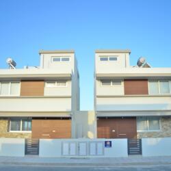 Irini Gardens Three Bedroom Houses For Sale In Livadia Dekelia Road