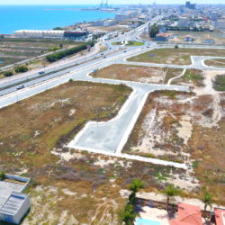 Large Residential Plot For Sale On Larnaca Dekelia Road Only A Few Meters From The Sea Only 5 Mins From Town Centre
