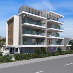 Marr Apartments Exterior Facade