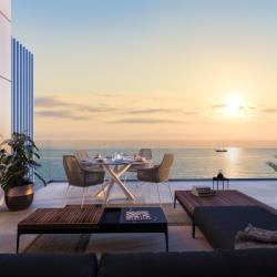 Marr Tower Interioir Seaview Penthouse
