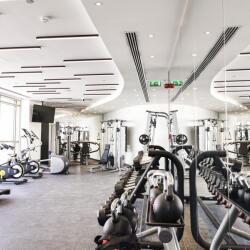 360 Nicosia Landmark 10th Floor Gym