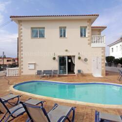 Nelia Paralimni Villa For Sale