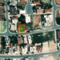540 M2 Plot For Sale Krasa Larnaca