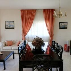 Commodious Three Bedroom House For Sale Next To A Green Area Offering Amazing Views Of The Countryside In Kiti Larnaca