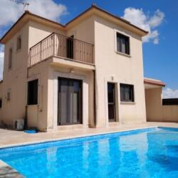 Furnished 3 Bedroom House For Sale With Private Pool In Pyla