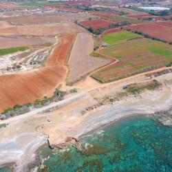 Golden Investment Opportunity Land For Sale Right On The Beach 13000 Square Meters With Title Deeds