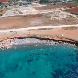 Investment Opportunity In Ormidia Beachfront With 9996m2 Agricultural Land For Sale