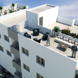 Cyview Developers Latsia Apartment S Roof Garden