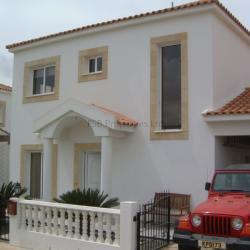 3 Bed Detached Villa Vrysoulles